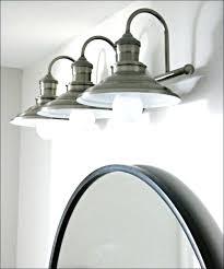 Cottage Style Bathroom Lighting Farmhouse Bathroom Lighting For Rustic Bathroom Light