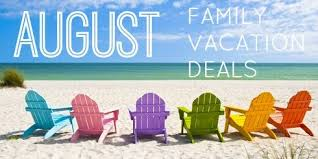 family travel vacation deals