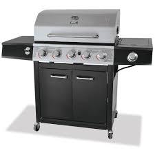 3 burner gas grill with side burner walmart com