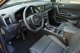 kia sportage 2017 interior 2017 kia sportage first drive autoweb