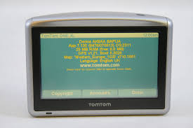Tomtom Maps Tomtom One Xl Classic Gps Sat Nav Western Europe Maps