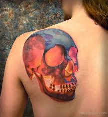 skull tattoos designs pictures page 10