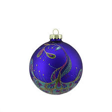 ornaments blue closeouts for clearance jcpenney