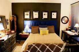 Dark Accent Wall In Small Bedroom Bedroom Simple Small Bedroom Decorating Ideas Pretty Small