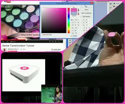 mink the at home 3d makeup printer