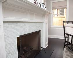 Mosaic Tile Fireplace Surround by 227 Best Fireplace Makeover Inspiration Images On Pinterest