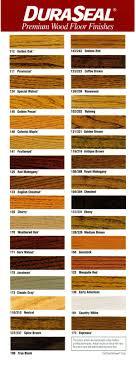 wood floor stain color chart by flanders wood floors 973 252 9051