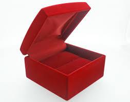 box cincin perhiasan kotak perhiasan cantik untuk cincin tunangan anda