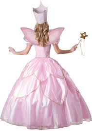 Glinda Halloween Costume Fairy Godmother Halloween Costume Walmart