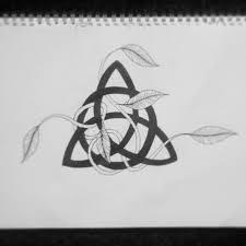 triquetra tattoo with my best friend tattoos pinterest