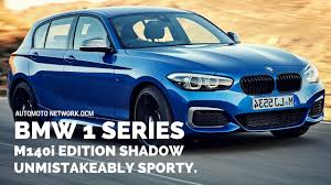 2018 bmw 1 series bmw m140i edition shadow beauty shots youtube
