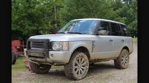 land rover jeep style raised l322 mk1 range rover 2004 range rovers pinterest