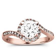 1 carat halo engagement ring certified 1 carat halo engagement ring in 14k gold