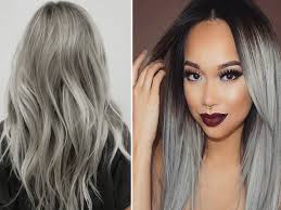 gray frosted hair highlights to cover gray hair hairs picture gallery