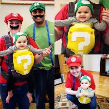 Mario Luigi Halloween Costume 25 Baby Costumes Ideas Creative Baby