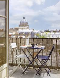 amenagement terrasse paris 20 idées pour amenager un petit balcon elle décoration