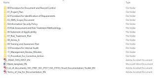iso 27001 u0026 iso 27017 u0026 iso 27018 cloud documentation toolkit