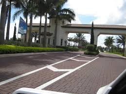 lennar homes in rialto jupiter first section is sold entrance
