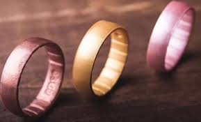 silicone wedding bands silicone wedding bands provide alternative for those who are in