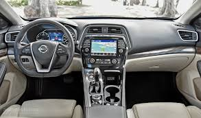 new nissan maxima interior 2016 nissan maxima review autoevolution
