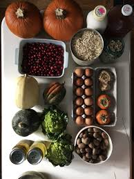 plastic free zero waste thanksgiving groceries suffused supper