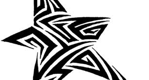 tribal star tattoos designs tribal star tattoo designs fresh