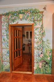 Painted Walls 1385 Best 3 Decorative Painted Walls Images On Pinterest