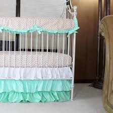 Turquoise And Pink Baby Bedding Baby Crib Bedding Jack And Jill Boutique