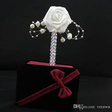 cheap corsages hot sale wedding bridegroom groom boutonniere corsage suit
