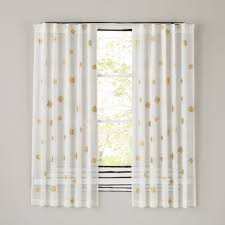 Yellow Blackout Curtains Nursery Finish The Look Of Your Nursery Or Room With Our Wide