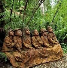40 best bruno s sculpture garden australia images on