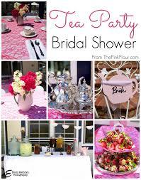 tea party themed bridal shower photo tea party bridal shower image