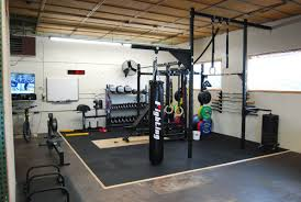 rogue equipped garage gyms photo gallery workout equipment