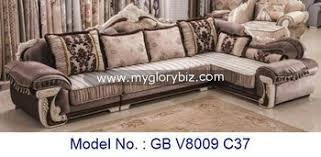 wooden corner sofa set traditional wooden fabric l shape corner sofa set with luxury design