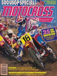 motocross action this week i take a look back at the year in motocross 1989 through