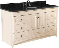 Strasser Simplicity Vanity Strasser Woodenworks 43 909 Ravenna 60