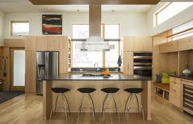 1990s Kitchen by Smart Split Transforming A 1990s Tract Home In Ne Minneapolis