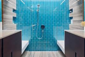 turquoise tile bathroom bathroom global tile design