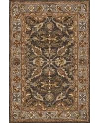 7 X 9 Area Rugs Deal Alert 20 Loloi Vk 06 Dk Taupe Grey 7 9 X 9
