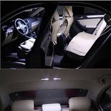 Interior Car Led Light Kits Aliexpress Com Buy 7pc For Audi A3 S3 8p 2006 2013 Canbus Led