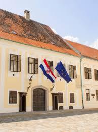 bureau du premier ministre bureau du premier ministre croate photo stock éditorial image du