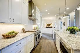 white kitchen cabinets countertop colors popular granite countertop colors