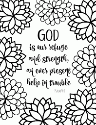 bible quote coloring pages color rallytv org