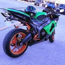 show your zx 6r custom paint pictures page 2 zx6r forum