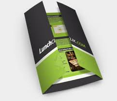 gate fold brochure template brochure printing china direct