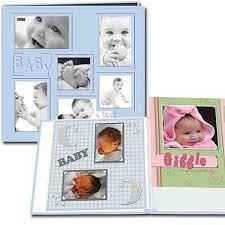 pioneer scrapbooks pioneer collage frame embossed leatherette baby scrapbook 12x12