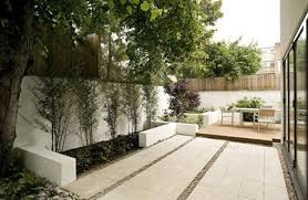 full image for modern garden design with backyard projects and