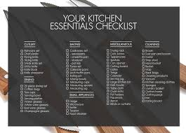 essential kitchen tools checklist real simple japanese qiecai