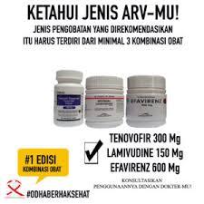 Berapa Obat Arv Untuk Hiv kombinasi arv obs