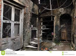 Traditional House The Traditional House Of Old Kolkata Editorial Stock Image Image